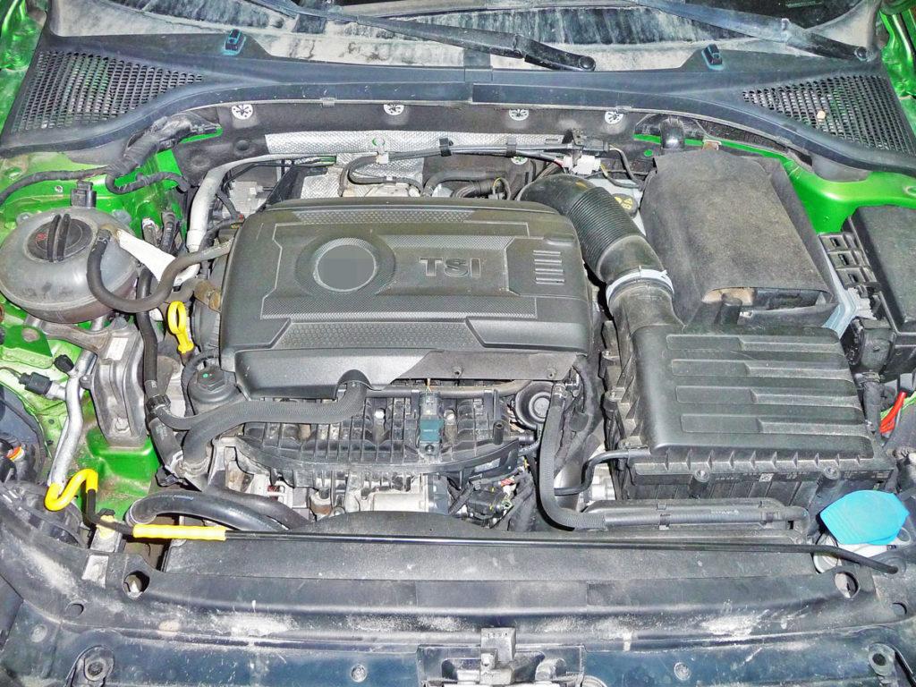 ремонт двигателя 1.4 tfi