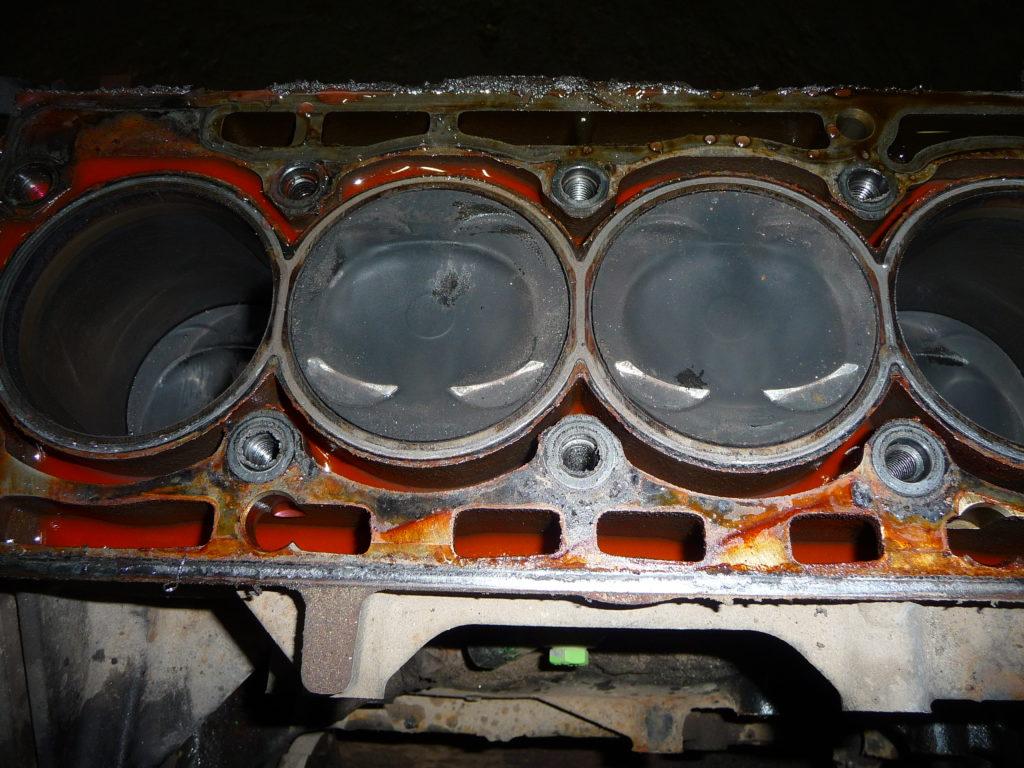 ремонт двигателя фольксваген тигуан