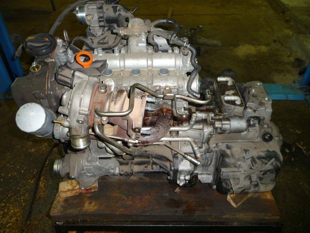 диагностика и ремонт двигателя фольксваген в москве